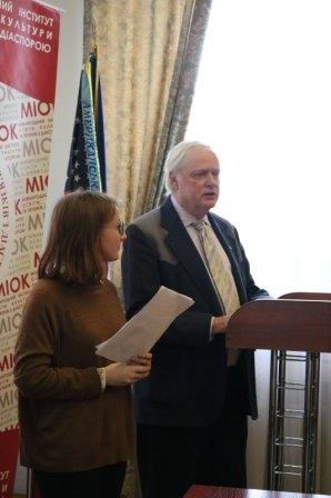 Українська емпатія Уолтера Орр  Скотта