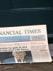 Японці купили британську газету Financial Times за $1,3 млрд